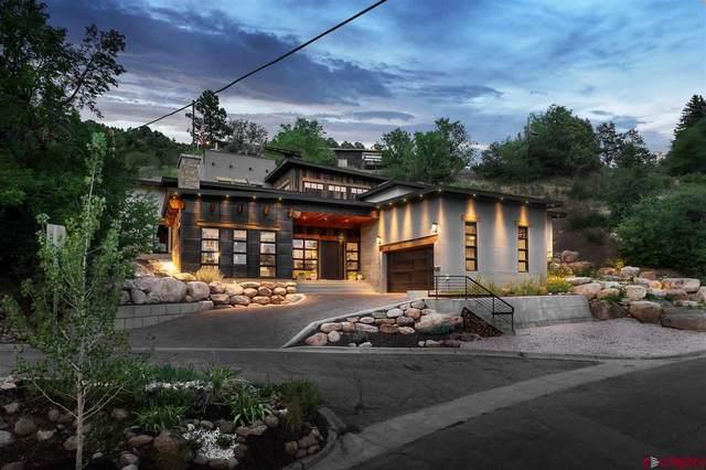 645 9th Street, Durango, CO 81301 (MLS #771579) :: Durango Mountain Realty