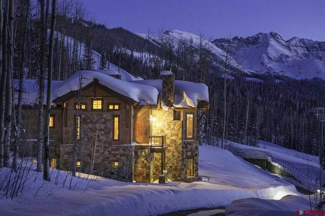 3 Tunnel Lane, Mountain Village, CO 81435 (MLS #771589) :: The Dawn Howe Group | Keller Williams Colorado West Realty
