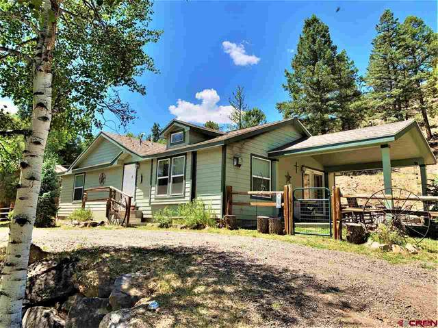 0419 Aspen Drive, South Fork, CO 81154 (MLS #771597) :: The Dawn Howe Group | Keller Williams Colorado West Realty