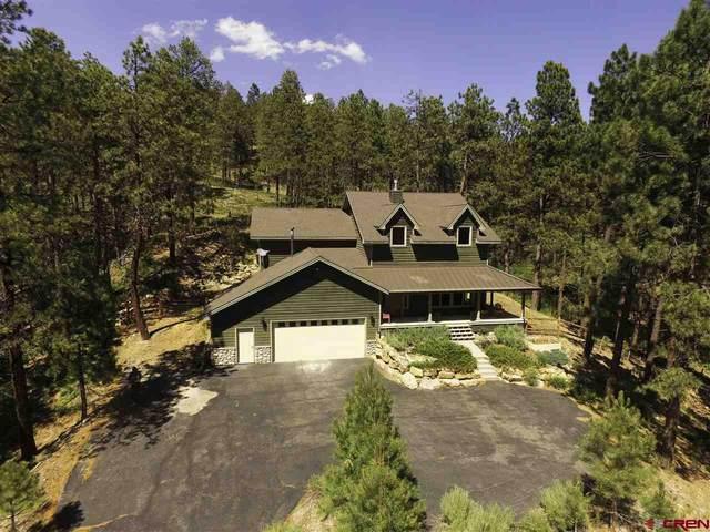128 Hillside Drive, Bayfield, CO 81122 (MLS #771600) :: The Dawn Howe Group | Keller Williams Colorado West Realty