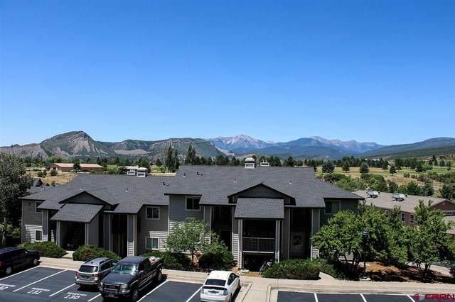 1100 Goeglein Gulch Road #235, Durango, CO 81301 (MLS #771618) :: Durango Mountain Realty