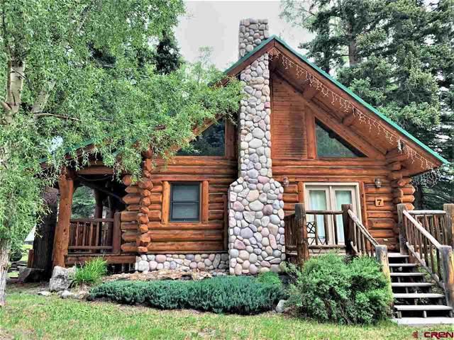 176913 W Us Hwy 160, South Fork, CO 81154 (MLS #771619) :: The Dawn Howe Group | Keller Williams Colorado West Realty