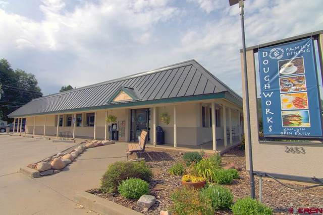 2653 Main Avenue, Durango, CO 81301 (MLS #771643) :: The Dawn Howe Group | Keller Williams Colorado West Realty