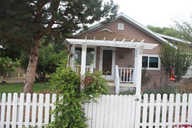 680 W Main Street, Cedaredge, CO 81413 (MLS #771653) :: The Dawn Howe Group | Keller Williams Colorado West Realty