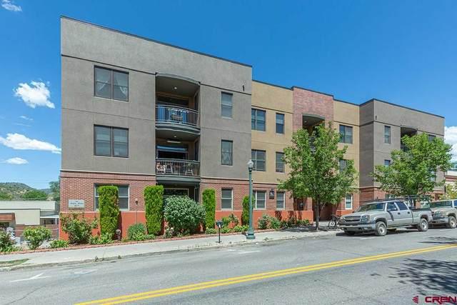 543 E 2nd Avenue 1D, Durango, CO 81301 (MLS #771664) :: Durango Mountain Realty