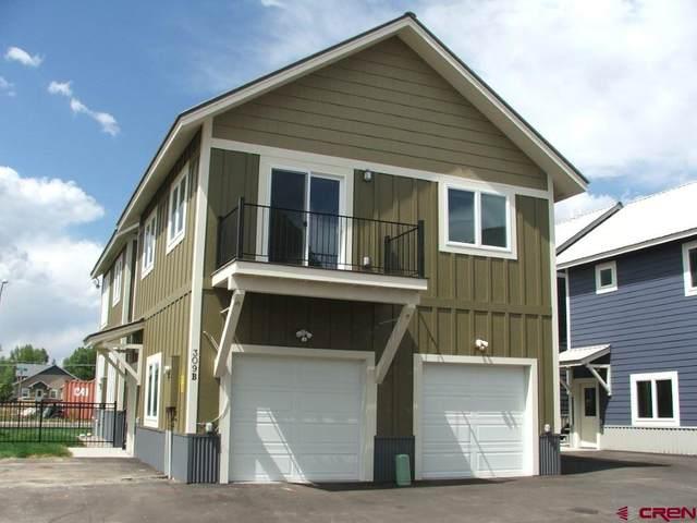 309 Tyler B, Gunnison, CO 81230 (MLS #771668) :: The Dawn Howe Group | Keller Williams Colorado West Realty