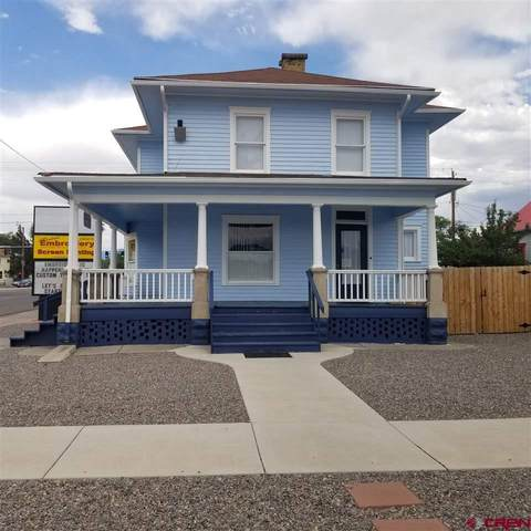 400 & 410 S Townsend Avenue, Montrose, CO 81401 (MLS #771669) :: The Dawn Howe Group | Keller Williams Colorado West Realty