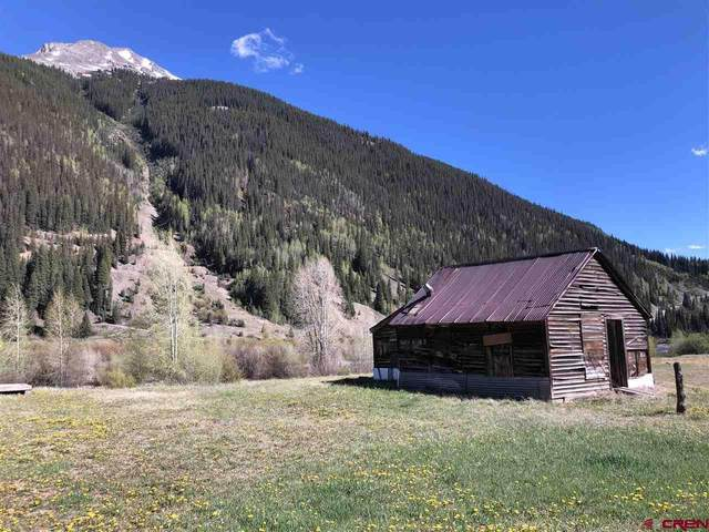 13th Animas Street, Silverton, CO 81433 (MLS #771691) :: The Dawn Howe Group   Keller Williams Colorado West Realty