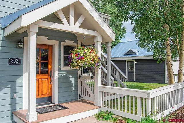 802 Belleview Avenue, Crested Butte, CO 81224 (MLS #771692) :: The Dawn Howe Group | Keller Williams Colorado West Realty