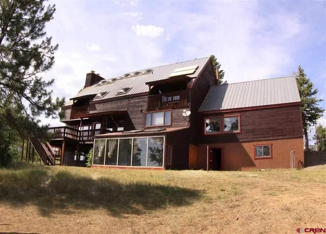 579 Stevens Circle, Pagosa Springs, CO 81147 (MLS #771710) :: The Dawn Howe Group   Keller Williams Colorado West Realty