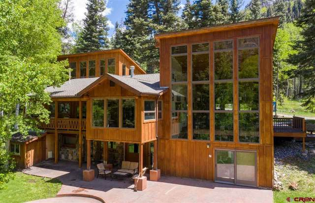 5 Mineral Farms Lane, Ouray, CO 81427 (MLS #771740) :: The Dawn Howe Group | Keller Williams Colorado West Realty