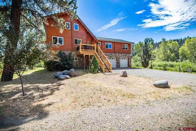 12 Bridge Drive, Pagosa Springs, CO 81147 (MLS #771760) :: The Dawn Howe Group | Keller Williams Colorado West Realty