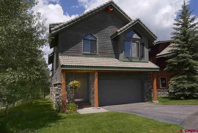 85 Birdie Way, Crested Butte, CO 81224 (MLS #771768) :: The Dawn Howe Group | Keller Williams Colorado West Realty