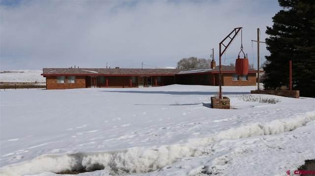 37165 Highway 50, Gunnison, CO 81230 (MLS #771777) :: The Dawn Howe Group | Keller Williams Colorado West Realty