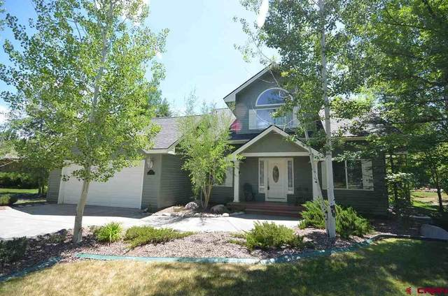 545 Horse Thief Lane, Durango, CO 81301 (MLS #771781) :: Durango Mountain Realty