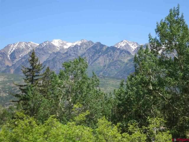 TBD Sheol St., Durango, CO 81301 (MLS #771791) :: Durango Mountain Realty