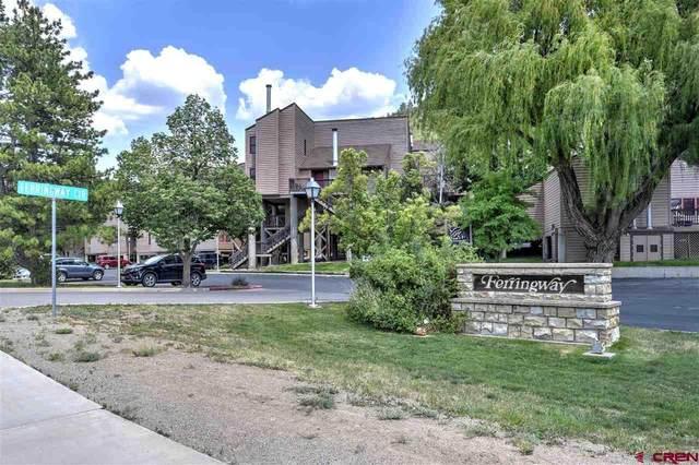 6 Ferringway Circle #11, Durango, CO 81301 (MLS #771797) :: Durango Mountain Realty