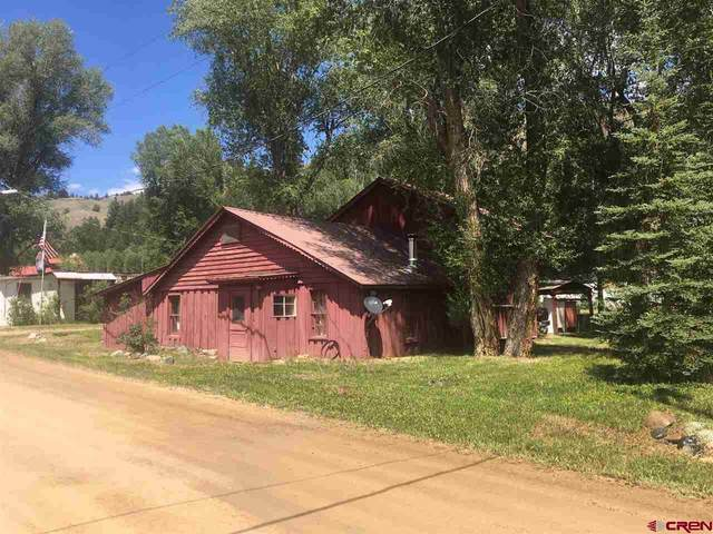 116 County Road 771, Ohio City, CO 81237 (MLS #771806) :: The Dawn Howe Group | Keller Williams Colorado West Realty