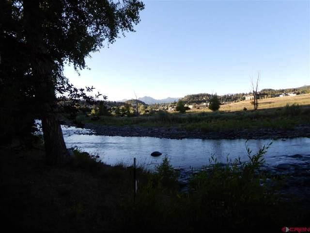 X S 5th Street, Pagosa Springs, CO 81147 (MLS #771830) :: The Dawn Howe Group | Keller Williams Colorado West Realty
