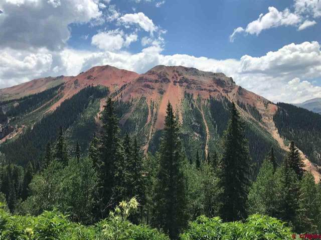 TBD County Road 20, Ouray, CO 81427 (MLS #771845) :: The Dawn Howe Group | Keller Williams Colorado West Realty