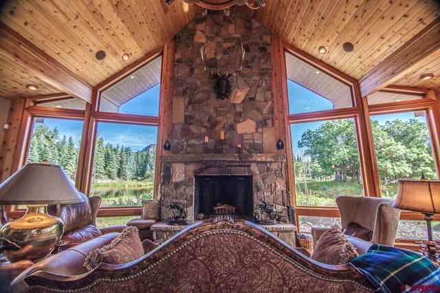 1729 A Navajo Peak Place, Pagosa Springs, CO 81147 (MLS #771850) :: The Dawn Howe Group | Keller Williams Colorado West Realty