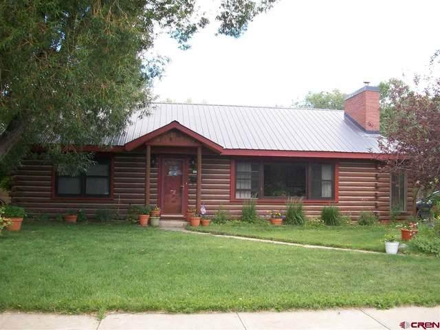 414 N Taylor Street, Gunnison, CO 81230 (MLS #771855) :: The Dawn Howe Group | Keller Williams Colorado West Realty