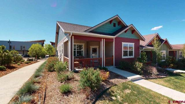 144 Sierra Vista, Durango, CO 81301 (MLS #771868) :: Durango Mountain Realty