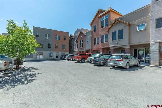 2855 Main Avenue A-109, Durango, CO 81301 (MLS #771896) :: Durango Mountain Realty