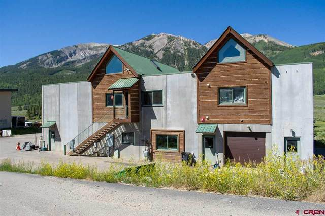 475 Riverland Drive, Crested Butte, CO 81224 (MLS #771903) :: The Dawn Howe Group | Keller Williams Colorado West Realty