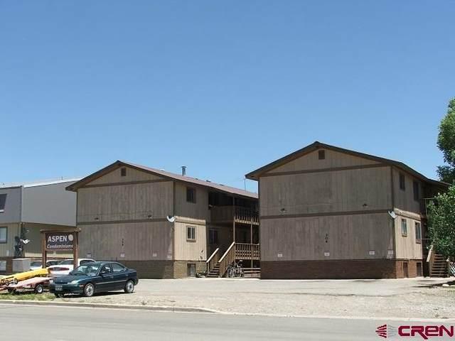 306 N 9th Street 4B, Gunnison, CO 81230 (MLS #771910) :: The Dawn Howe Group | Keller Williams Colorado West Realty
