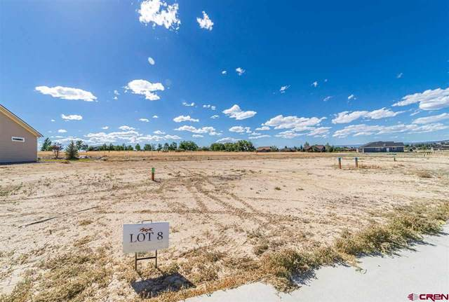 TBD (Lot 8) Scarlet Court, Montrose, CO 81401 (MLS #771926) :: The Howe Group   Keller Williams Colorado West Realty