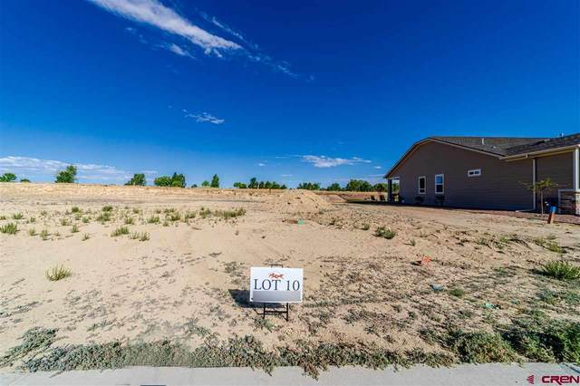 TBD (Lot 10) Scarlet Court, Montrose, CO 81401 (MLS #771927) :: The Dawn Howe Group | Keller Williams Colorado West Realty