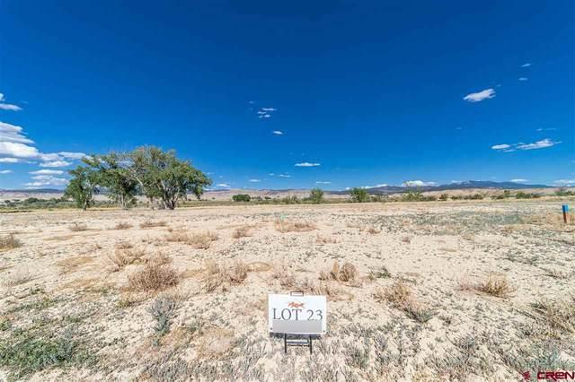 TBD (Lot 23) Scarlet Court, Montrose, CO 81401 (MLS #771937) :: The Howe Group   Keller Williams Colorado West Realty