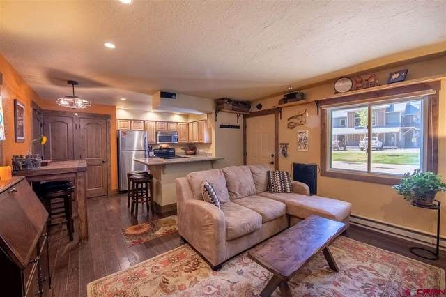 3 Elcho Avenue #8, Crested Butte, CO 81224 (MLS #771966) :: The Dawn Howe Group | Keller Williams Colorado West Realty