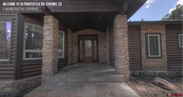 38 Painted Elk Drive, Chromo, CO 81128 (MLS #771992) :: The Dawn Howe Group   Keller Williams Colorado West Realty