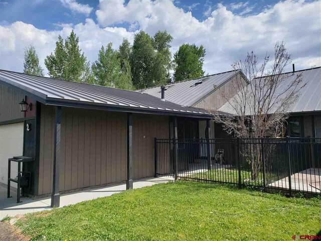 165 Camino Del Rio #2, Gunnison, CO 81230 (MLS #772078) :: The Dawn Howe Group | Keller Williams Colorado West Realty