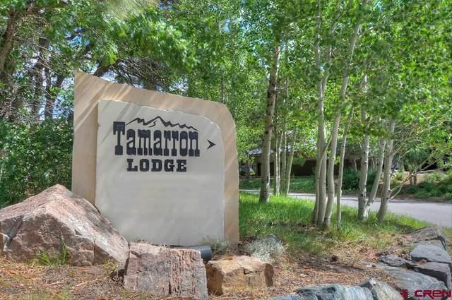 365 S Tamarron Drive #782, Durango, CO 81301 (MLS #772089) :: Durango Mountain Realty