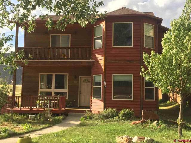 505 Marion Overlook, Ridgway, CO 81432 (MLS #772099) :: The Dawn Howe Group | Keller Williams Colorado West Realty