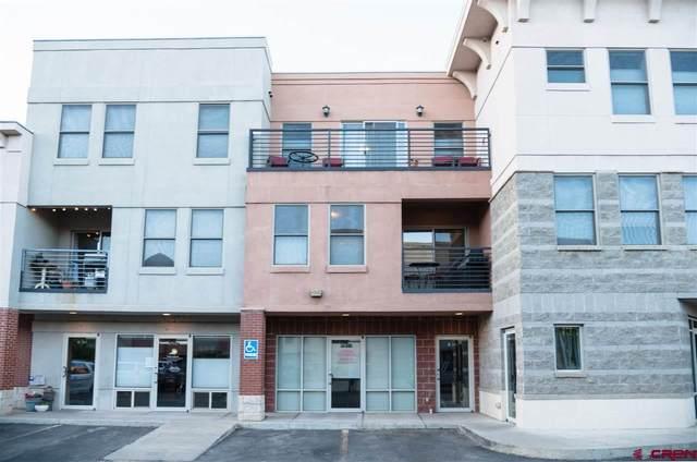 2855 Main Avenue B202, Durango, CO 81301 (MLS #772112) :: Durango Mountain Realty