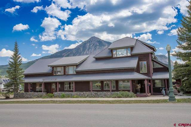 214 Sixth Street #8, Crested Butte, CO 81224 (MLS #772113) :: The Dawn Howe Group | Keller Williams Colorado West Realty