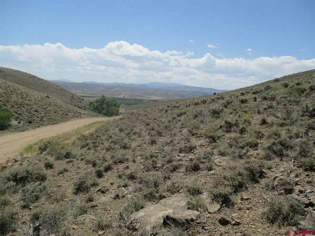 40 ac Prosper Lane, Gunnison, CO 81230 (MLS #772130) :: The Dawn Howe Group | Keller Williams Colorado West Realty