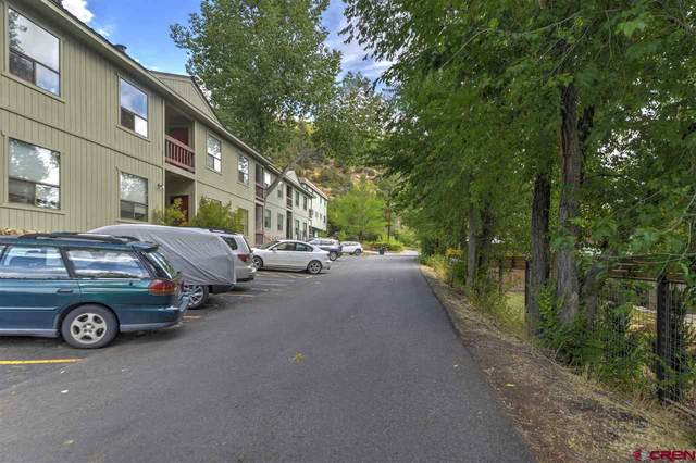3205 W 5th Avenue Unit 4, Durango, CO 81301 (MLS #772174) :: Durango Mountain Realty