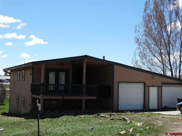 430 E Golf, Pagosa Springs, CO 81147 (MLS #772210) :: The Dawn Howe Group | Keller Williams Colorado West Realty