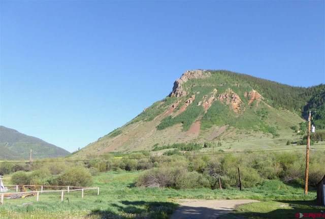 TBD Snowden Street, Silverton, CO 81433 (MLS #772217) :: The Dawn Howe Group   Keller Williams Colorado West Realty