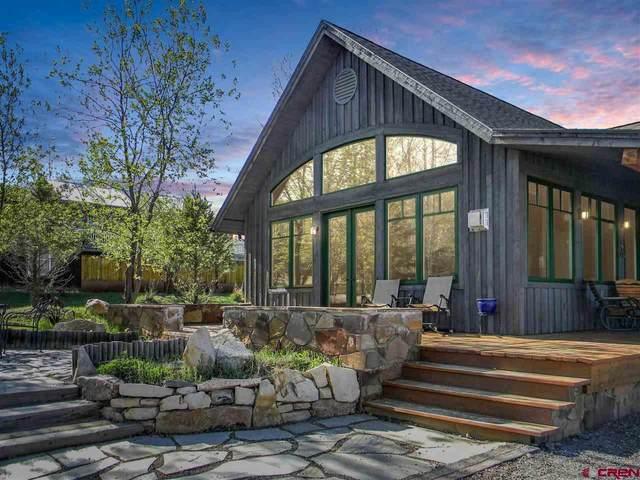 725 Sabeta Drive, Ridgway, CO 81432 (MLS #772218) :: The Dawn Howe Group | Keller Williams Colorado West Realty