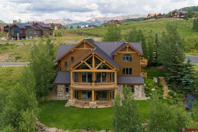 26 Summit Road, Mt. Crested Butte, CO 81225 (MLS #772228) :: The Dawn Howe Group | Keller Williams Colorado West Realty