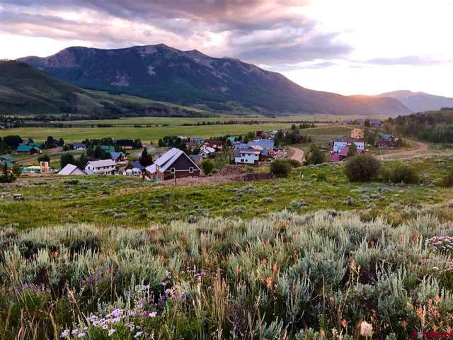 2537 Bryant Avenue, Crested Butte, CO 81224 (MLS #772253) :: The Dawn Howe Group | Keller Williams Colorado West Realty