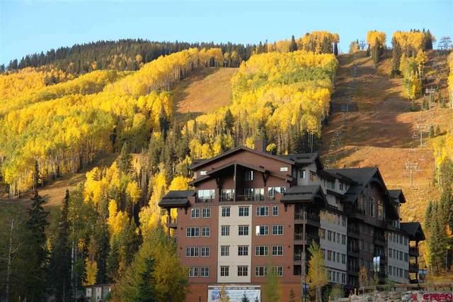 24 Sheol Street #503, Durango, CO 81301 (MLS #772255) :: Durango Mountain Realty