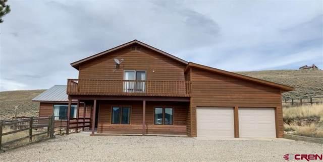 450 Skyline, Gunnison, CO 81230 (MLS #772261) :: The Dawn Howe Group | Keller Williams Colorado West Realty