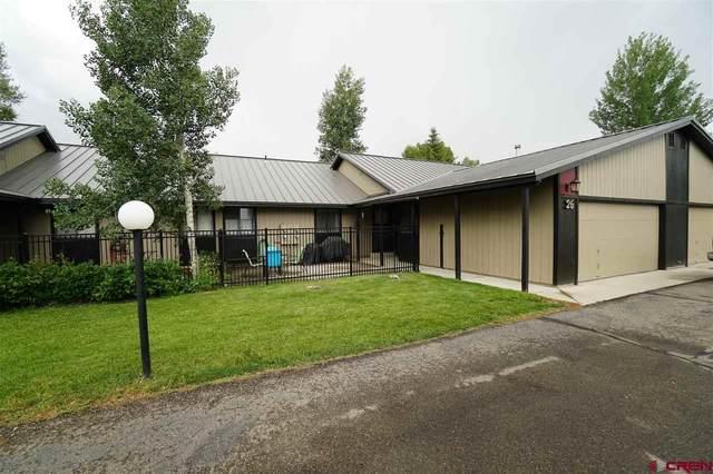 114 Camino Del Rio #26, Gunnison, CO 81230 (MLS #772306) :: The Dawn Howe Group | Keller Williams Colorado West Realty